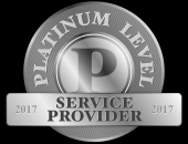 platinum level service provider